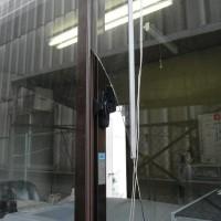 大阪市浪速区 事務所入り口ドア